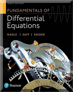 Usf department of mathematics statistics textbook text fundamentals of differential equations fandeluxe Images